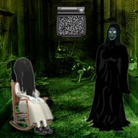 play G2R Isolated Ghost House Escape