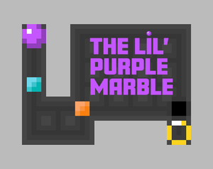 play The Lil' Purple Marble