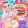 play Princesses Cooking Ice Cream