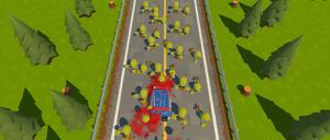 play Zombie Road