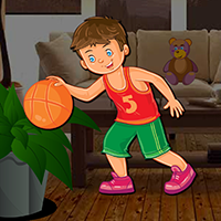 play Little Basketball Boy Escape