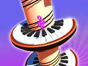 play Piano Helix Jump