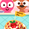 play Purple Pink Fruit Pie