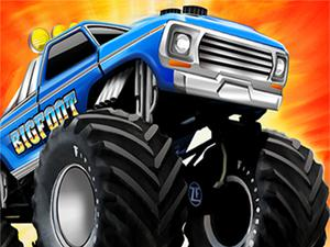 play Monster Truck Difference