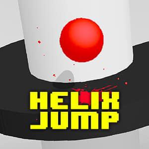 Helix Jump Online game