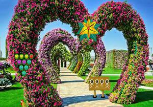 play Beautiful Love Garden Escape