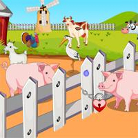 play Pig-Escape-From-Farm