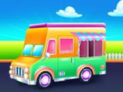 play Truck And Car Washing Salon
