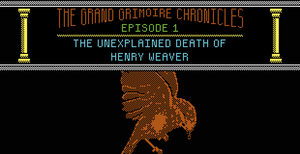 The Grand Grimoire Chronicles Episode 1 game