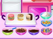 play Cooking Macaron Ice Cream Sandwiches
