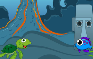 play Dorby Underwater Escape