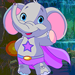 play Superhero Elephant Rescue