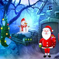 play G4K-Santa-Rescue-Escape-