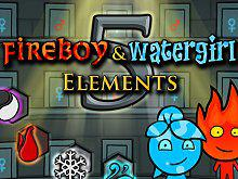 play Fireboy And Watergirl 5 Elements