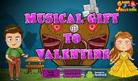 G2J Musical Gift To Valentine game