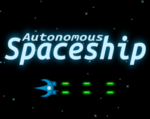 Autonomous Spaceship game
