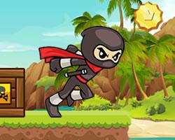 Ninja Run Online game