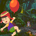 play Falling Boy Rescue