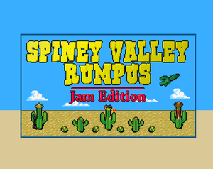 play Spiney Valley Rumpus