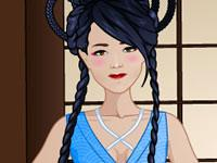 play Makeover Studio - Geisha Girl