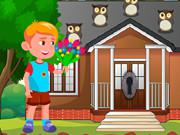 play Valentine Little Girl Escape
