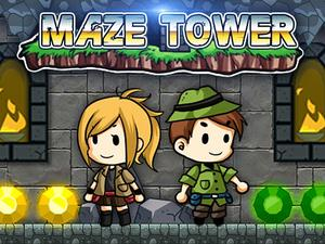 play Maze Tower