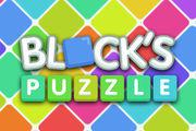 Blocks Puzzle Girl game