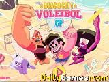 Steven Universe Beach Voley Gp game