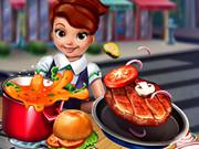 play Cooking Fast: Hotdogs And Burgers Craze