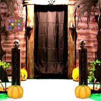 play Halloween-Scary-House-Escape