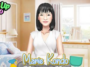 play Marie Kondo Clean Up