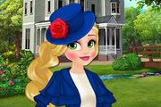 Princess Poppins Girl game
