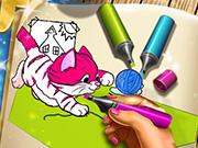 play Pets Coloring Book