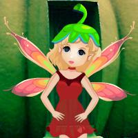 play Fruits Forest Fairy Escape