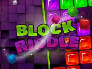 play Block Riddle