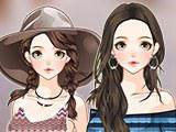 Knitted Dresses Anime game