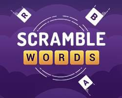 play Scramble Words