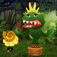 play Carnivorous Plant Hungry Escape