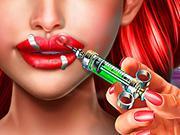 play Mermaid Lips Injections