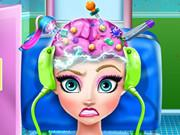 play Ice Queen Brain Doctor