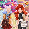 play Jessie And Audrey'S Social Media Adventure