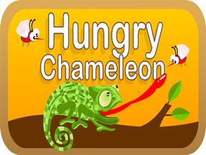 play Eg Hungry Chameleon