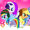 play My Little Pony Winter Looks