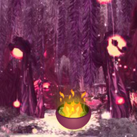 play Crystal Forest Escape