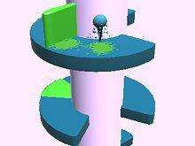play Helix Jump Advanced