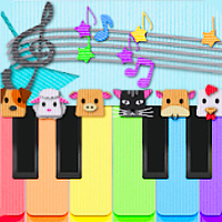 Piano For Kids game