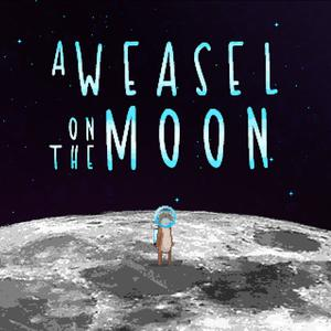 A Weasel On The Moon