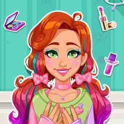 play Jessie'S Diy Makeup Line