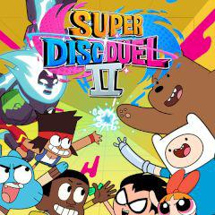 Super Disc Duel Ii game