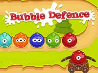 play Bubble Defence